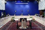 روحانی: وثیقه گذاری سهام عدالت اجرایی شد