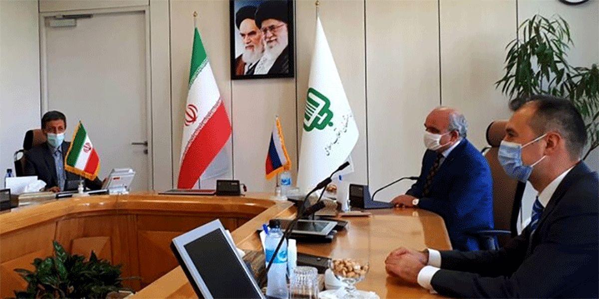 دیدار سفیر روسیه در ایران با فتاح