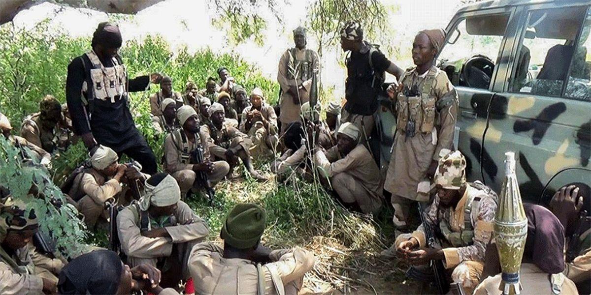 گروگانگیری صدها نفر توسط نمایندگان داعش در نیجریه