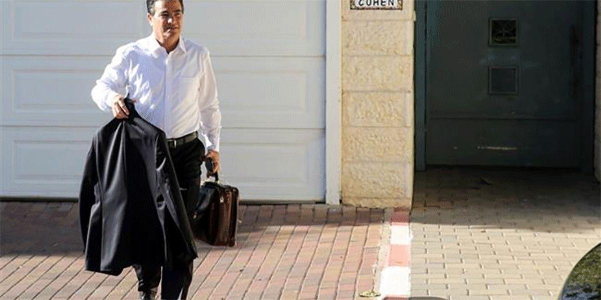 رئیس موساد از امارات راهی بحرین میشود