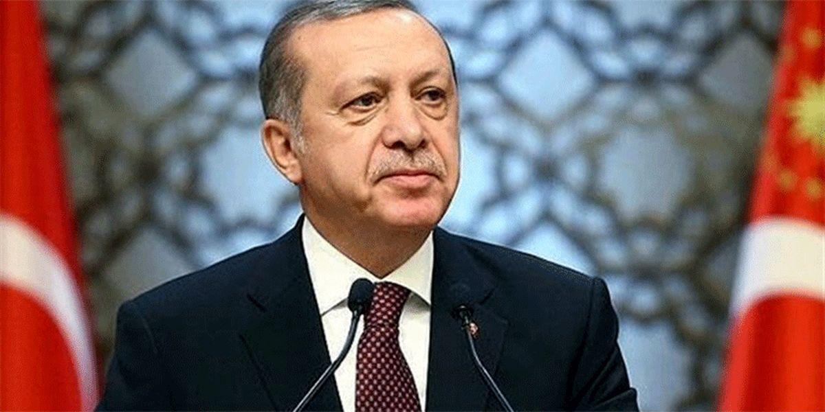 اردوغان: ترکیه توانسته در دریای سیاه منابع گاز طبیعی کشف کند