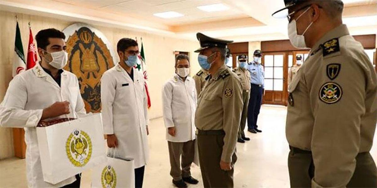 بازدید سرزده سرلشکر موسوی از دانشگاه دافوس ارتش