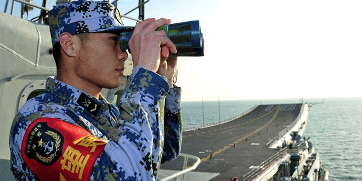 چین اقتدارش را به آمریکا نشان داد
