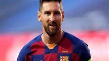 مسی در کمپ ورزشی بارسلونا حاضر نشد
