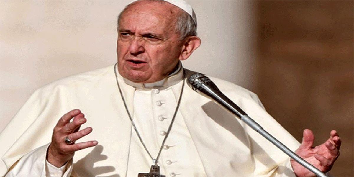 پاپ فرانسیس دست رد به سینه پمپئو زد