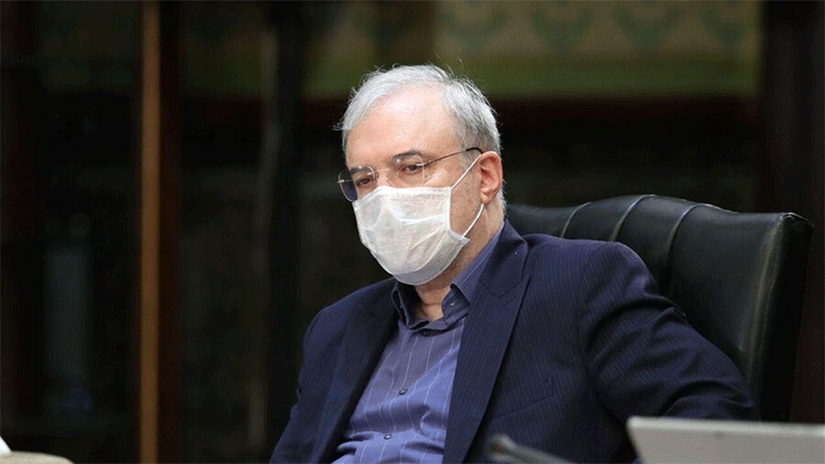 وزیر بهداشت راهنمای ساخت واکسن کرونا را ابلاغ کرد