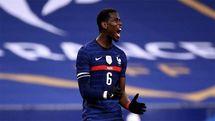 خداحافظی پوگبا با تیم ملی فرانسه در اعتراض به مکرون
