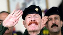 خبر مرگ معاون صدام تایید شد