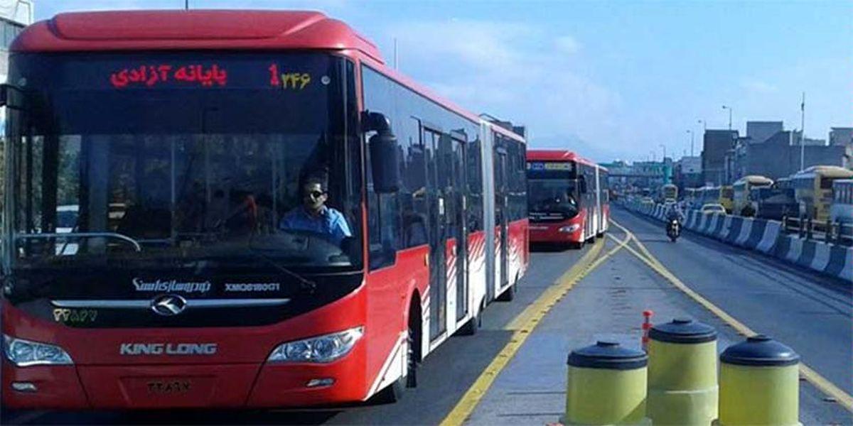 اتوبوسهای جدید در راه خیابانهای پایتخت