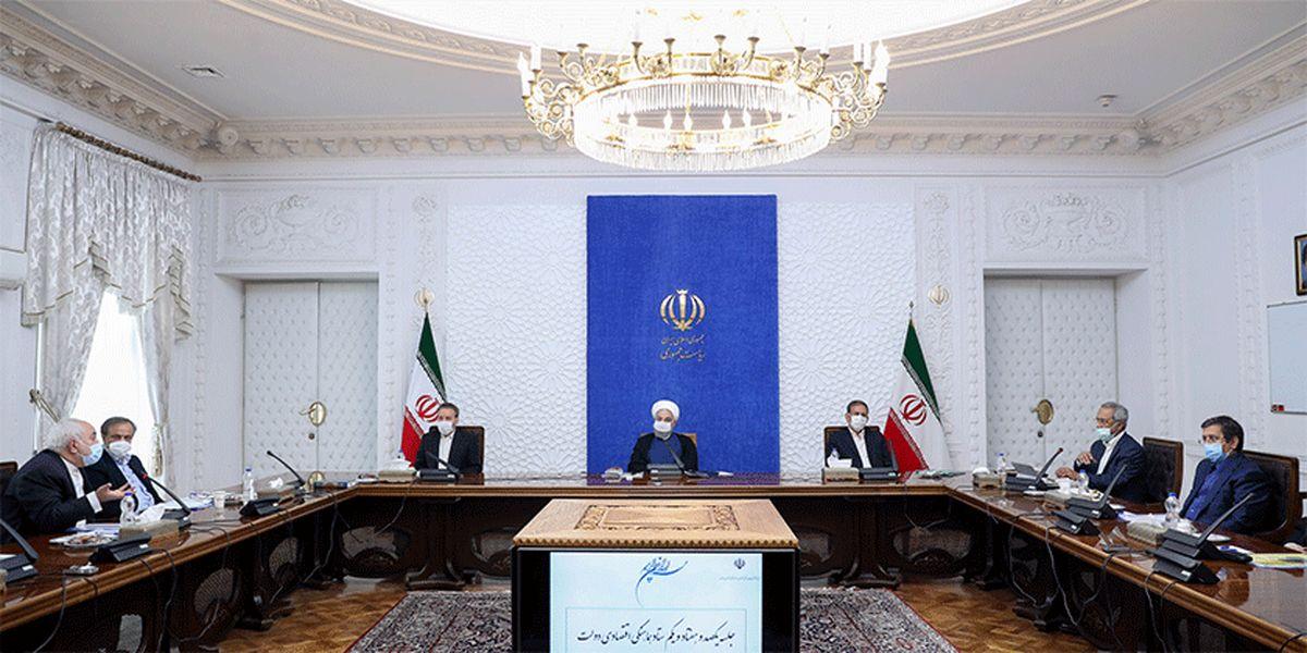 روحانی: دولت از طرحهای سایر قوا برای حل مشکلات مردم استقبال میکند