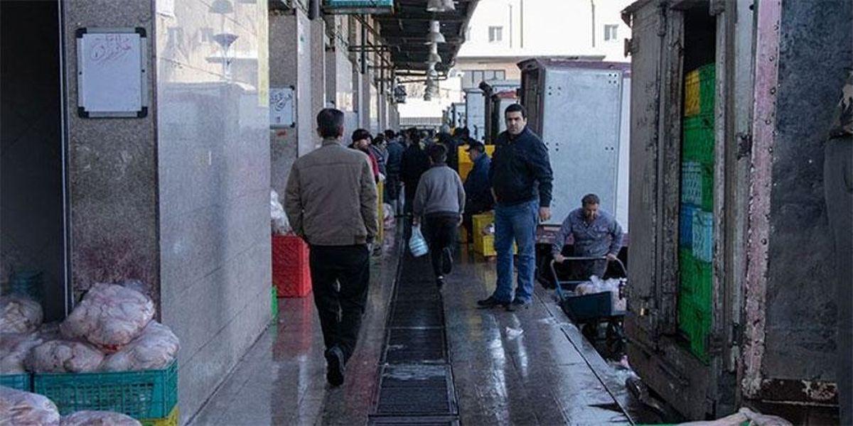 رونق بازار اسکلت مرغ و گوسفند در مغازههای تهران