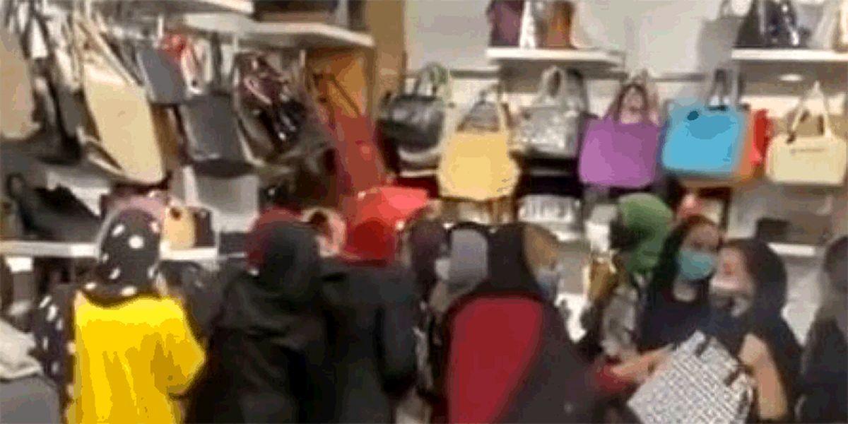 پلمب، سرانجام حراج دردسرساز فروشگاهی در شهرک غرب