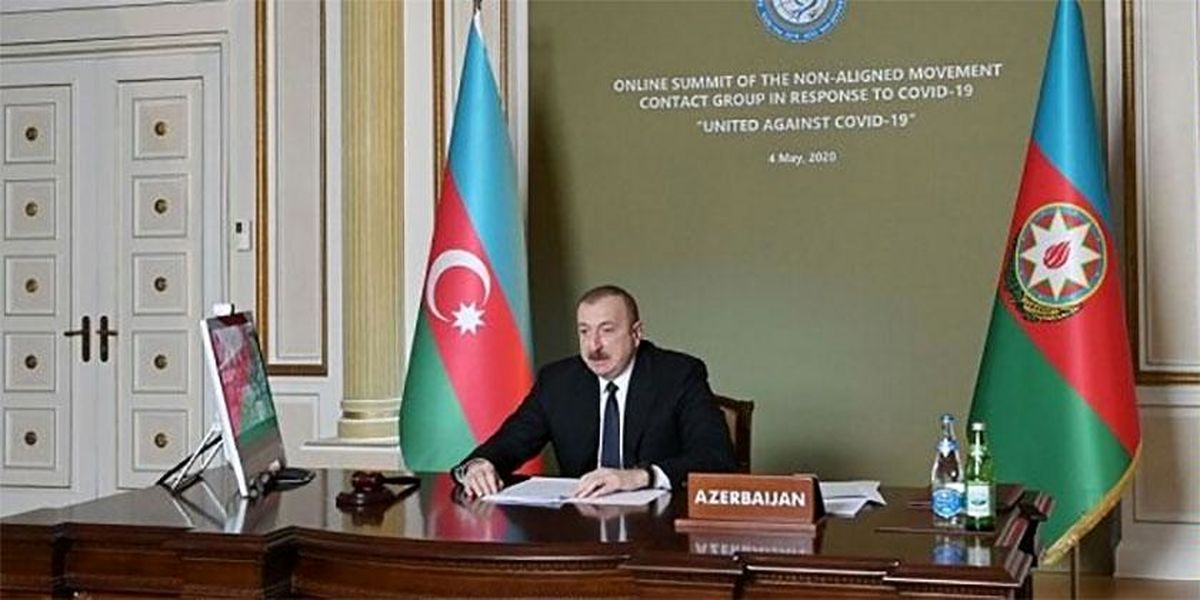 علیاف: توافق صلح قرهباغ دستاوری مهم برای باکو بود