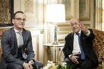درخواست آلمان و فرانسه از بایدن برای همکاری درباره ایران