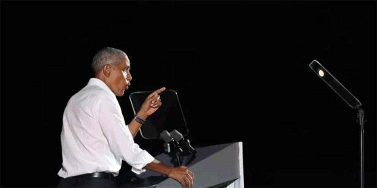 اوباما: اینترنت بزرگترین تهدید علیه دموکراسی ماست