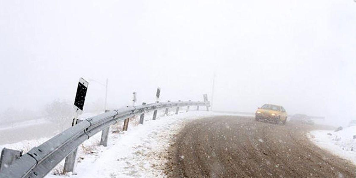 هشدار کولاک برف در برخی استانها