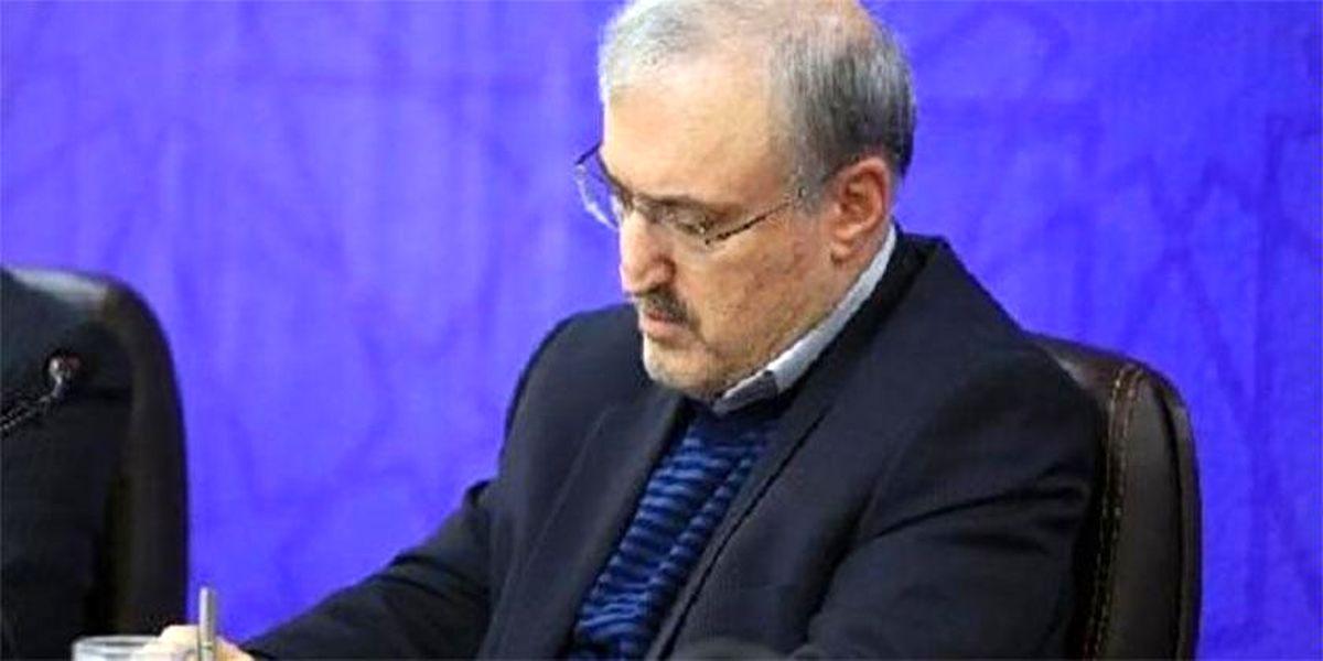 وزیر بهداشت به ادعای احمدینژاد پاسخ داد