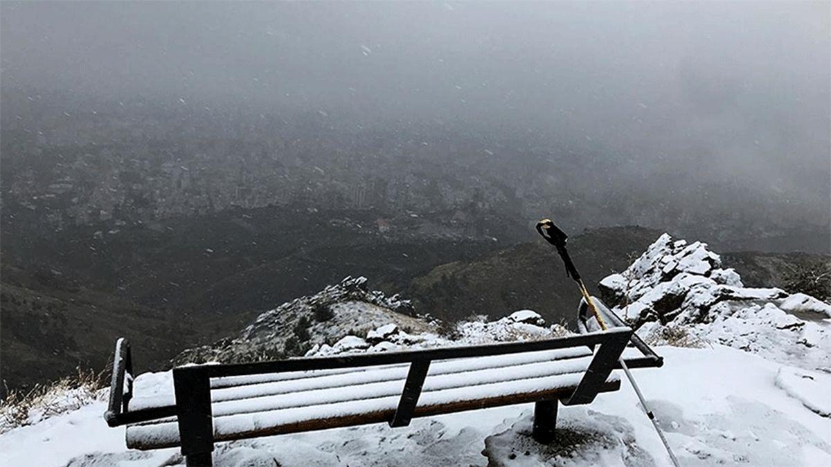برف و باران شدید در راه است