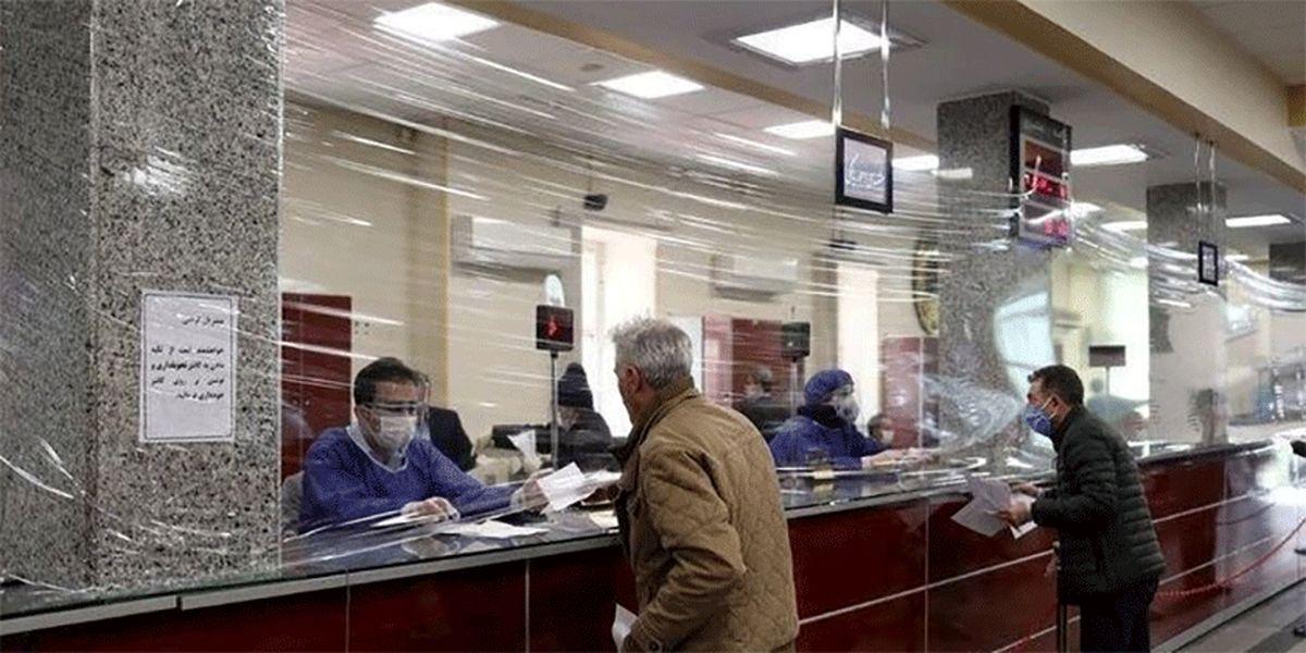 جزییات فعالیت شعب و کارکنان بانک ها