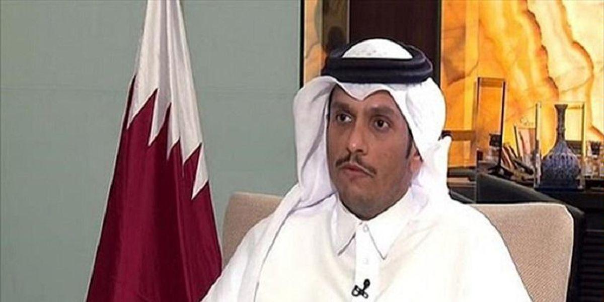 قطر: تشکیل کشور مستقل فلسطین با پایتختی قدس خواسته ما است