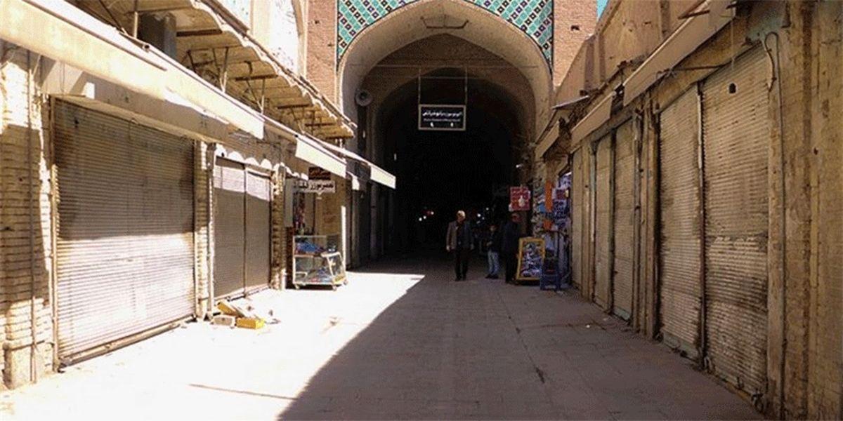 نگرانی اصناف تهران از بازگشت به وضعیت قرمز کرونا