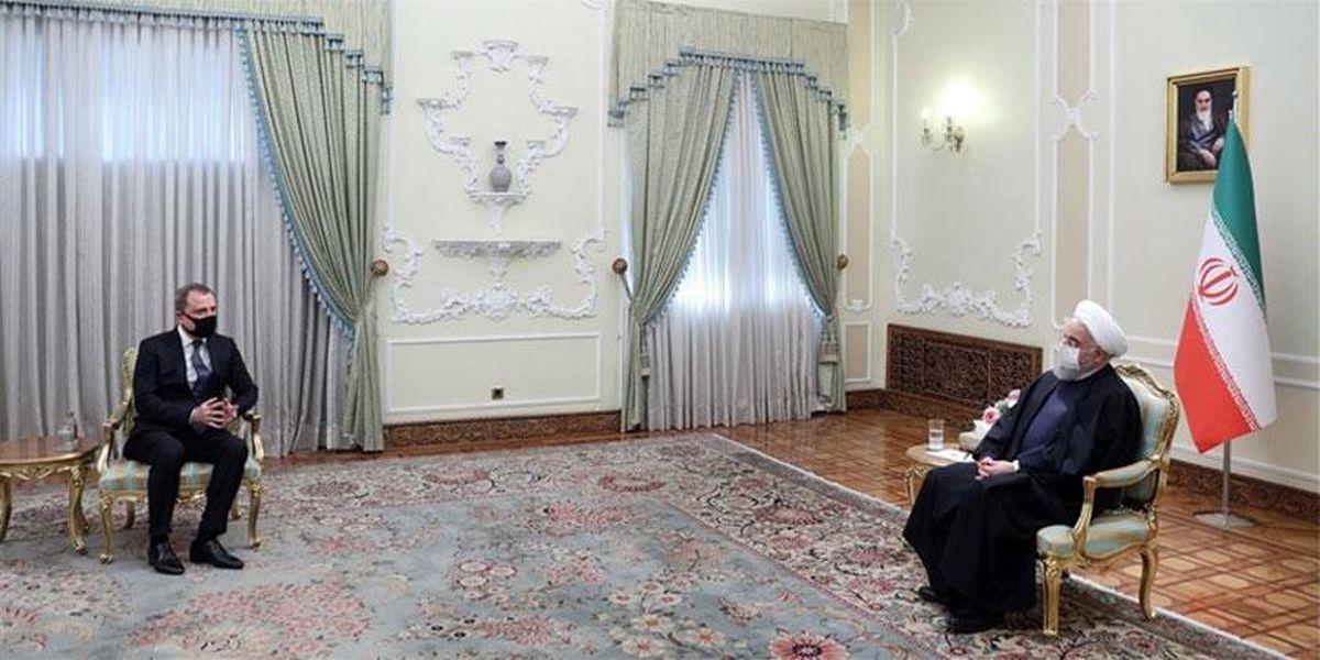 ایران آماده کمک به استحکام آتش بس آذربایجان و ارمنستان است