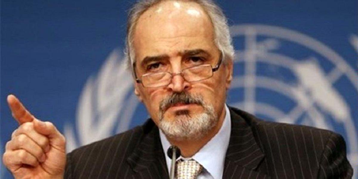 بشار الجعفری: سوریه به دنبال پسگیری جولان اشغالی است