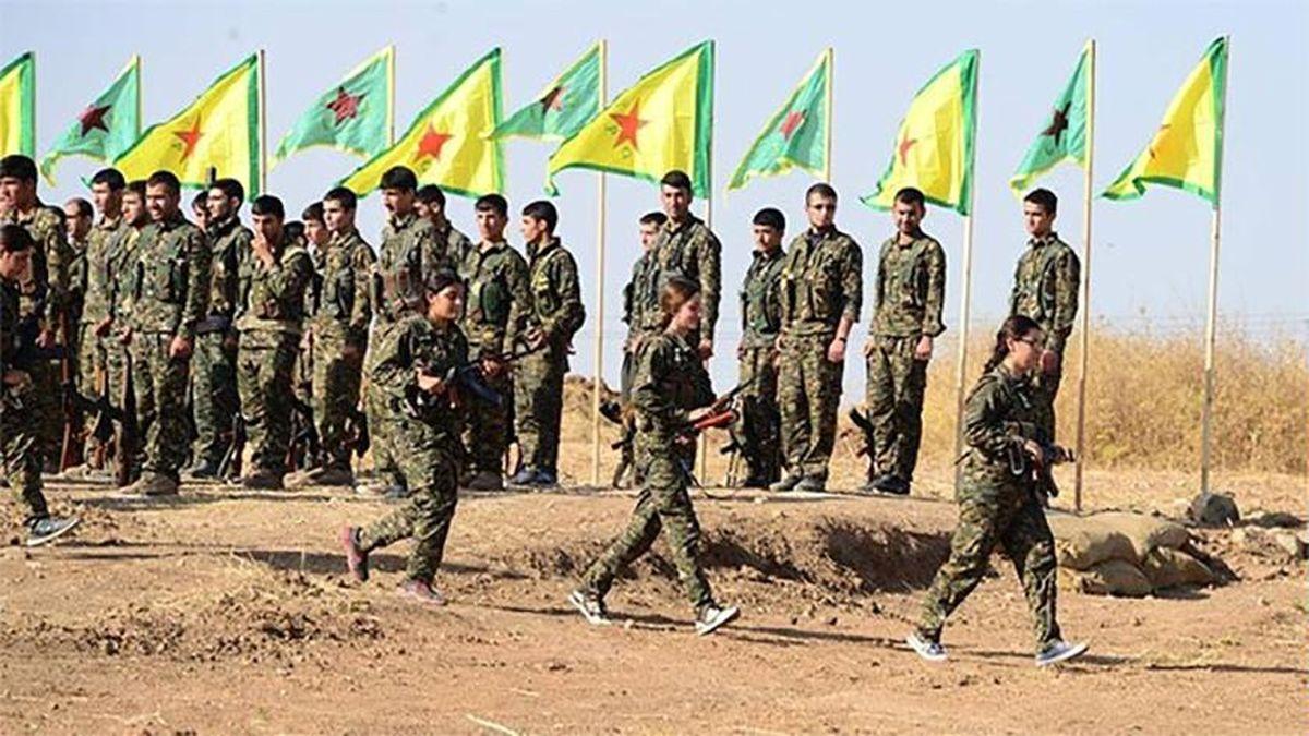 نخستین امتیاز شبهنظامیان کُرد به دمشق