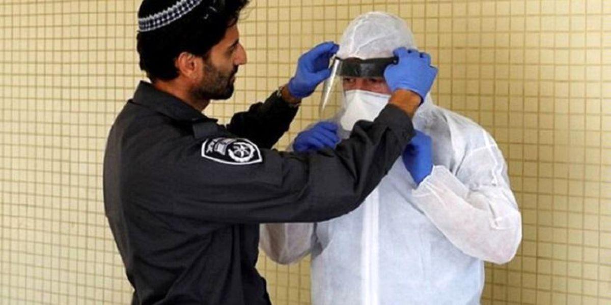 عکس: پرستاران ایرانی نفس تازه کردند