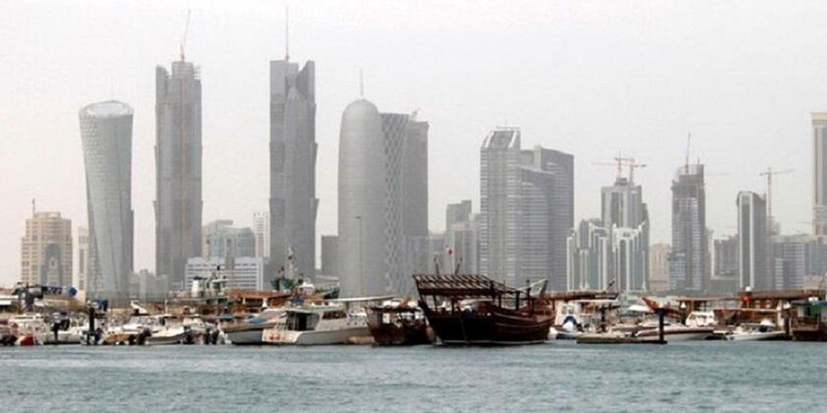 قطر یک شناور بحرینی را توقیف کرد