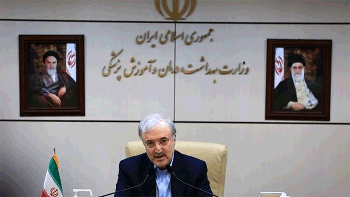 نمکی: تحریم های آمریکا بر ایران رفته پس از واقعه کربلا بینظیر است