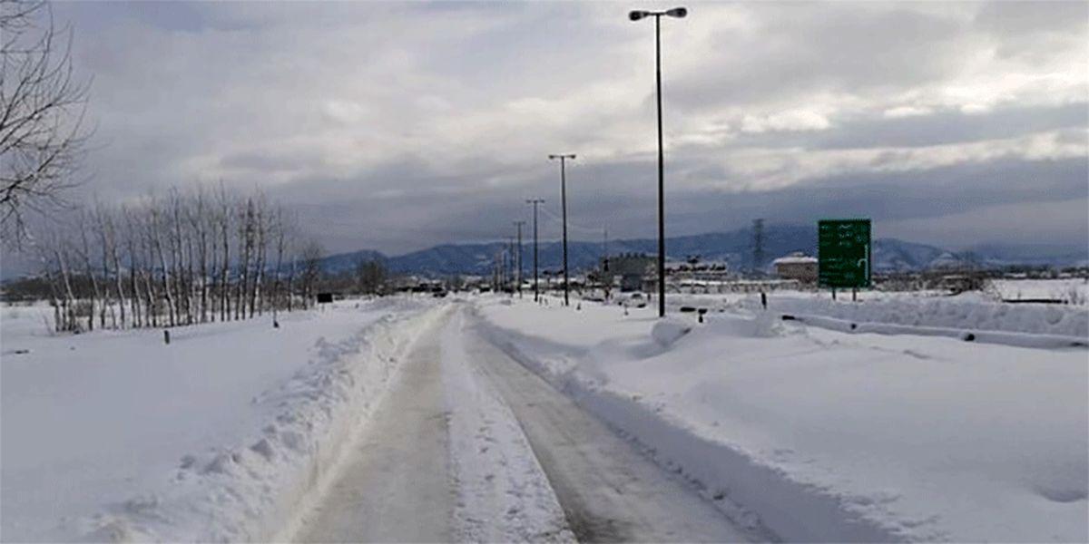 پیشبینی چندین بارش سنگین برف برای زمستان