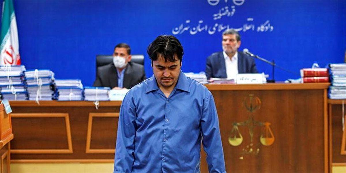 اطلاعیه دادسرای تهران درباره اجرای حکم زم
