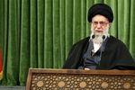 عکس: ترجمه آیه نصب شده بر کتیبه حسینیه امام خمینی (ره)