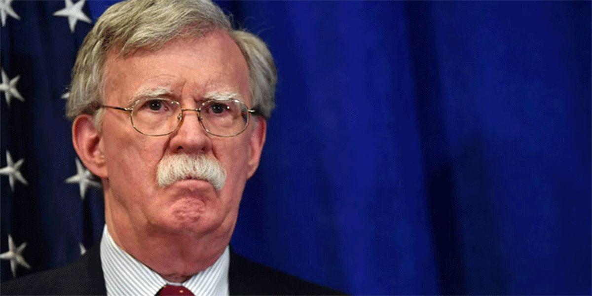 بولتون: پیشنهاد حکومت نظامی «منزجرکننده» است