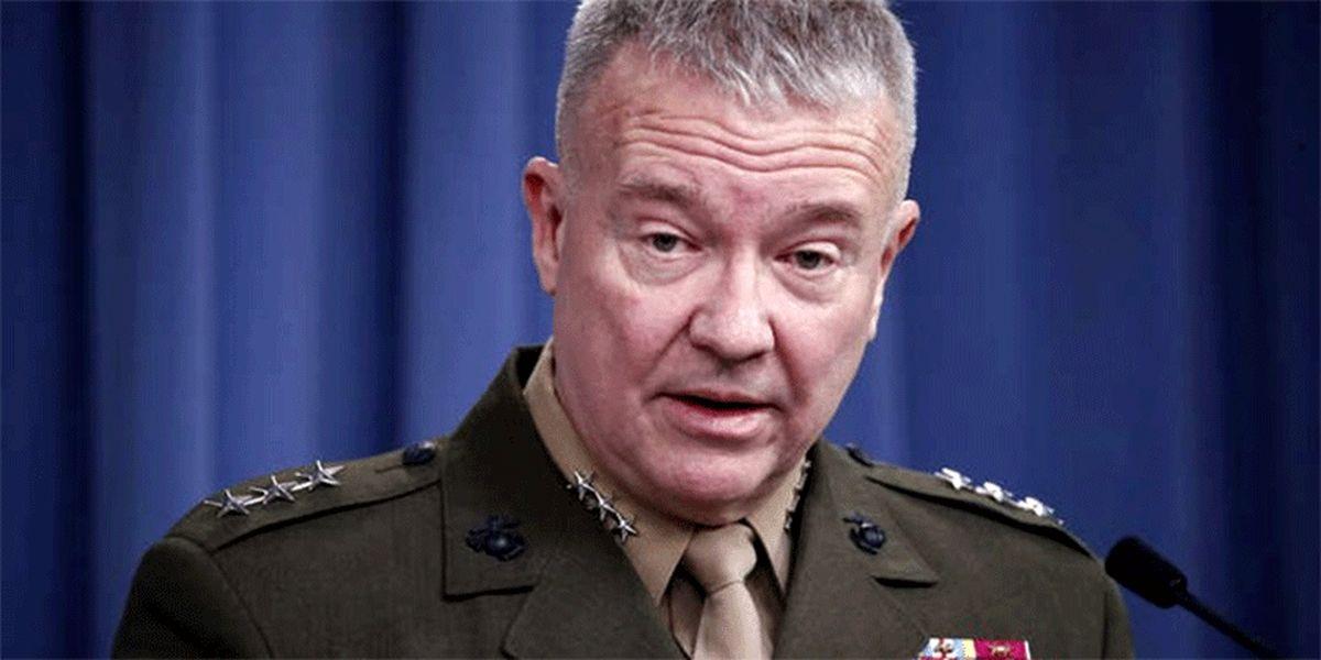 فرمانده سنتکام: آمریکا آماده پاسخ به هر اقدام ایران است
