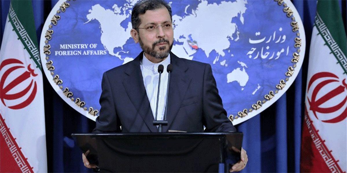 ایران هرگونه حمله به اماکن دیپلماتیک را مردود میداند