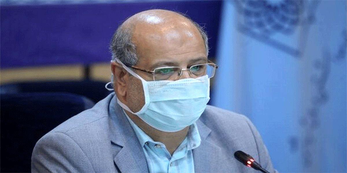 زالی: کرونا در هوای آلوده ماندگارتر است