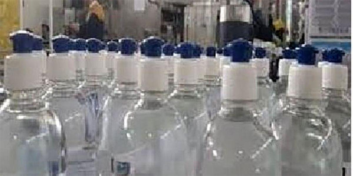 افزایش ۳ برابری ظرفیت تولید الکل در کشور پس از شیوع کرونا