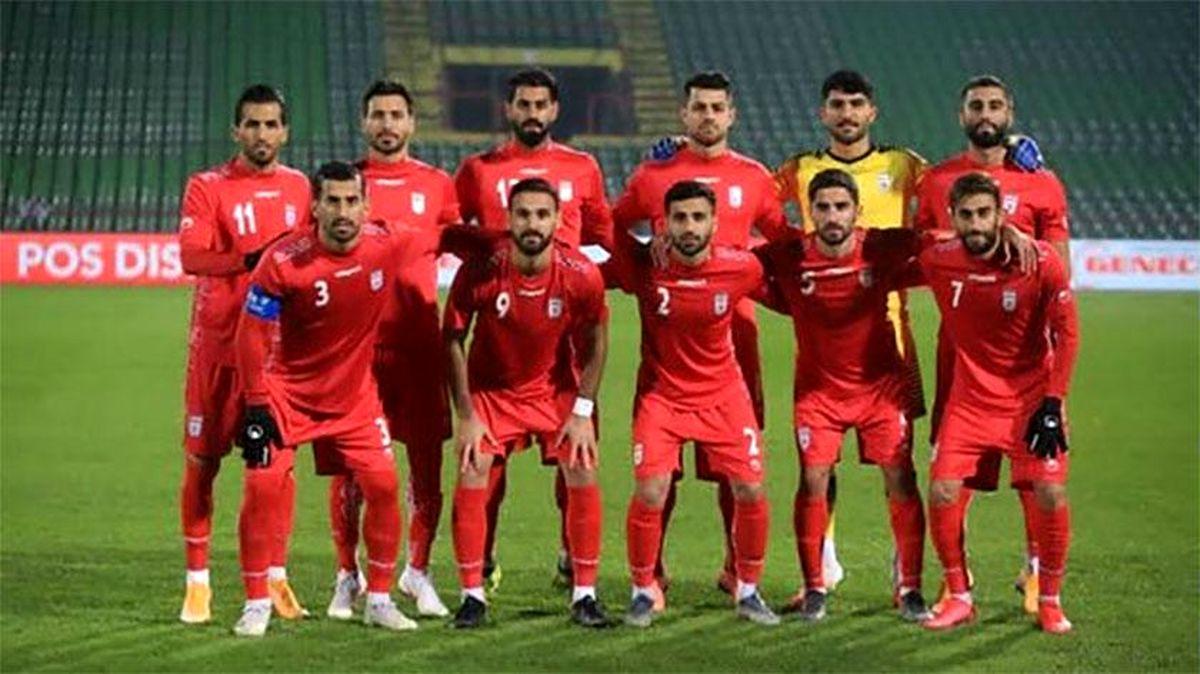 اعلام زمان ۲ بازی ایران در انتخابی جام جهانی
