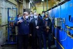 قالیباف از شهرک صنعتی جنوب تهران بازدید کرد