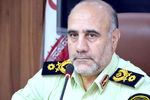 رئیس پلیس تهران: با مخلان امنیت شوخی نداریم