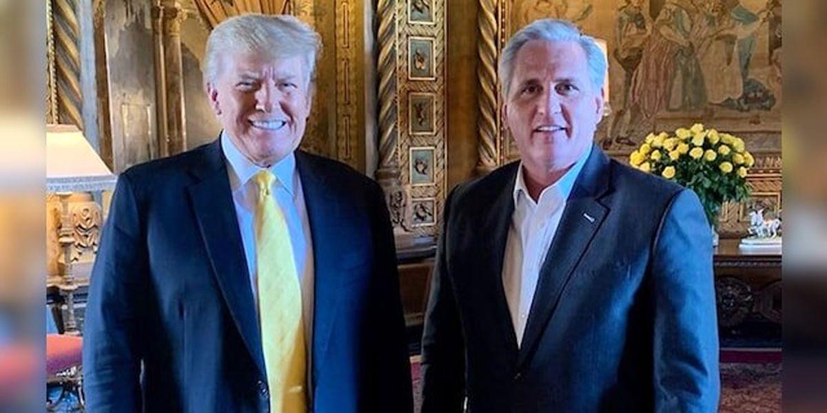 ترامپ فعالیت سیاسی را از سرگرفت؛ هدف انتخابات مجلس ۲۰۲۲
