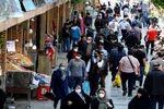 بازار داغ خریدهای شب عید همزمان با اوجگیری دوباره کرونا