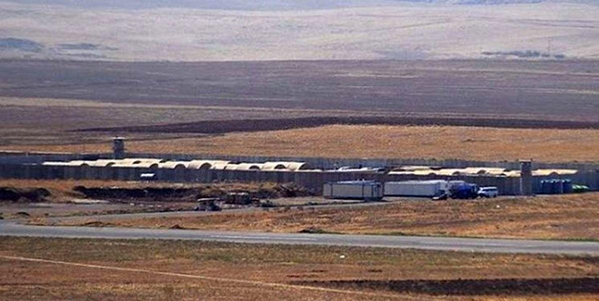 آمریکا در حال توسعه پایگاه نظامی خود در شمال عراق است
