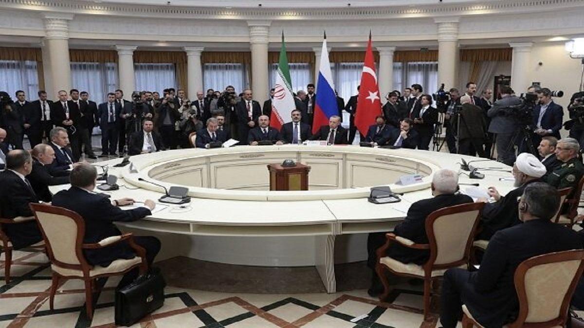 روسیه: تروریسم در سوریه باید از بین برود