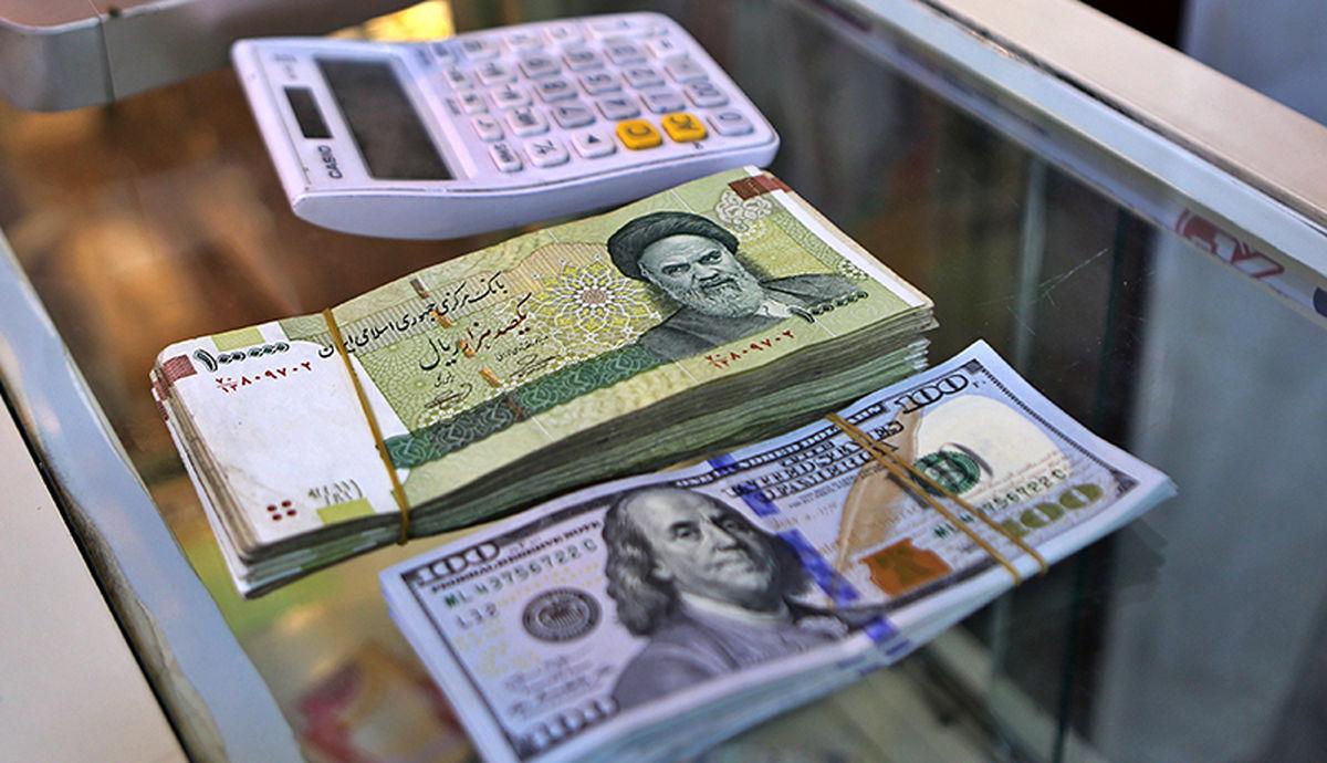 کاهش ۲۲۰ تومانی قیمت دلار