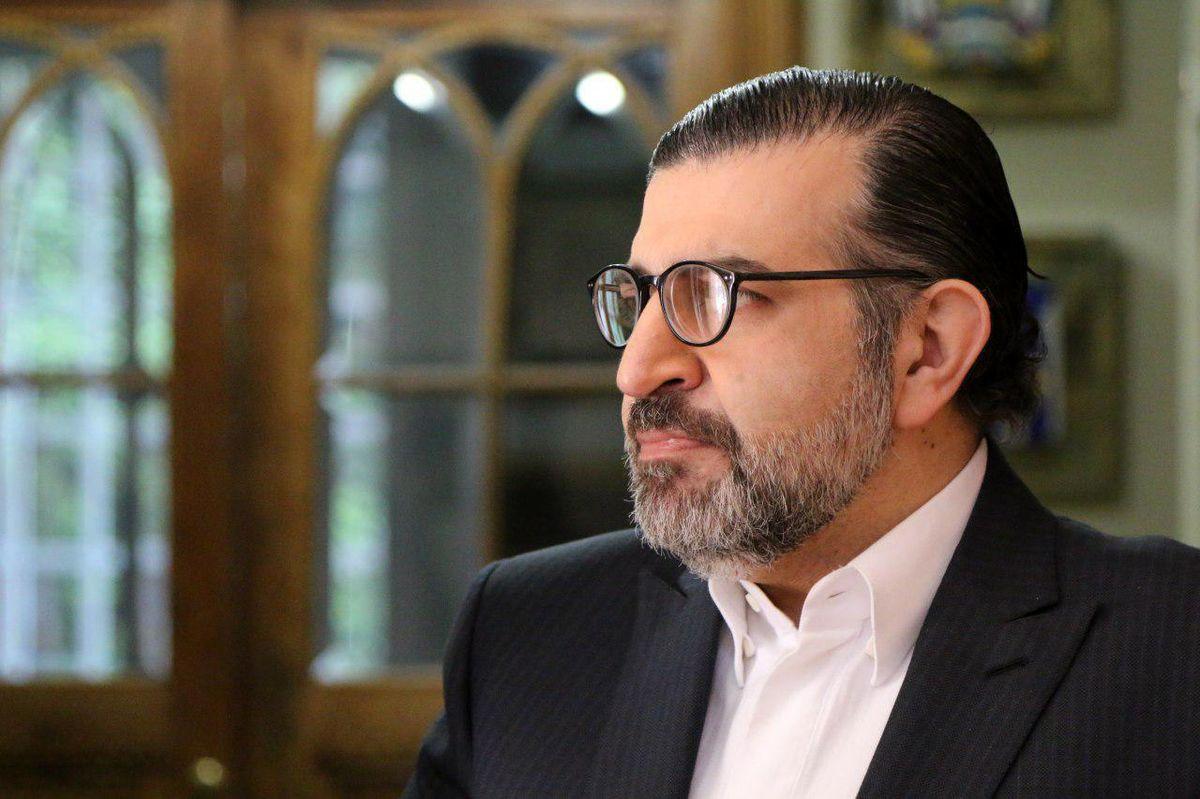 نامزد حزب ندای ایرانیان برای انتخابات ۱۴۰۰ صادق خرازی است