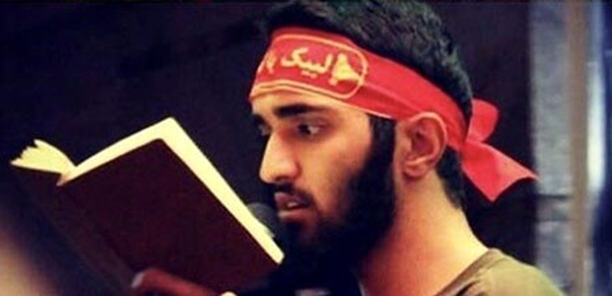 آخرین مداحی شهید مدافع حرم