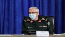 سرلشکر باقری از فرماندهان کل سپاه و ارتش قدردانی کرد